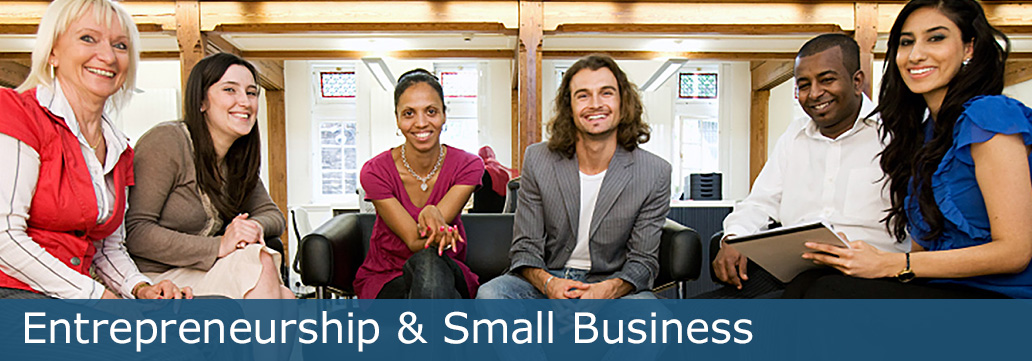 group of small business entreprenuers