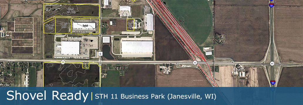 Highway 11 Business Park, Janesville