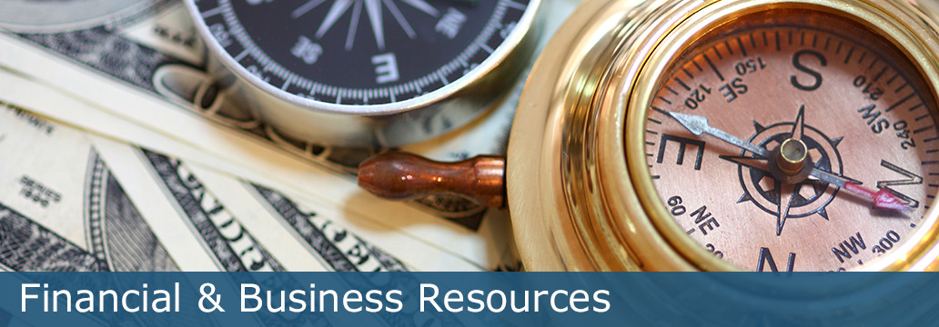 Financial and Business Resources for small and large companies alike