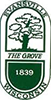 Evansville The Grove logo