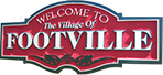 Welcome To Footville logo