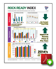 Rock Ready Index Q1 2014