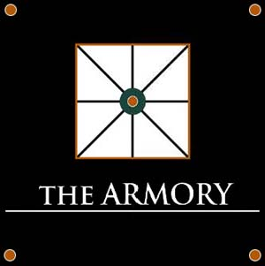 The Armory Janesville, WI Logo
