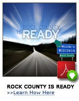 Rock County Is Ready